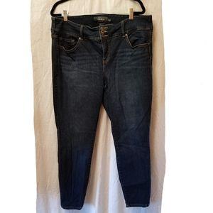 Torrid Jegging Jeans 20R